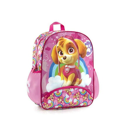 a2db573beb8b PAW Patrol - Nickelodeon Paw Patrol Skye Core Backpack for Kids - 15 Inch School  Bag  Pink  - Walmart.com