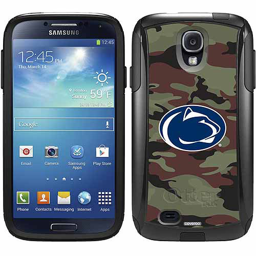 Penn State Camo Design on OtterBox Commuter Series Case for Samsung Galaxy S4