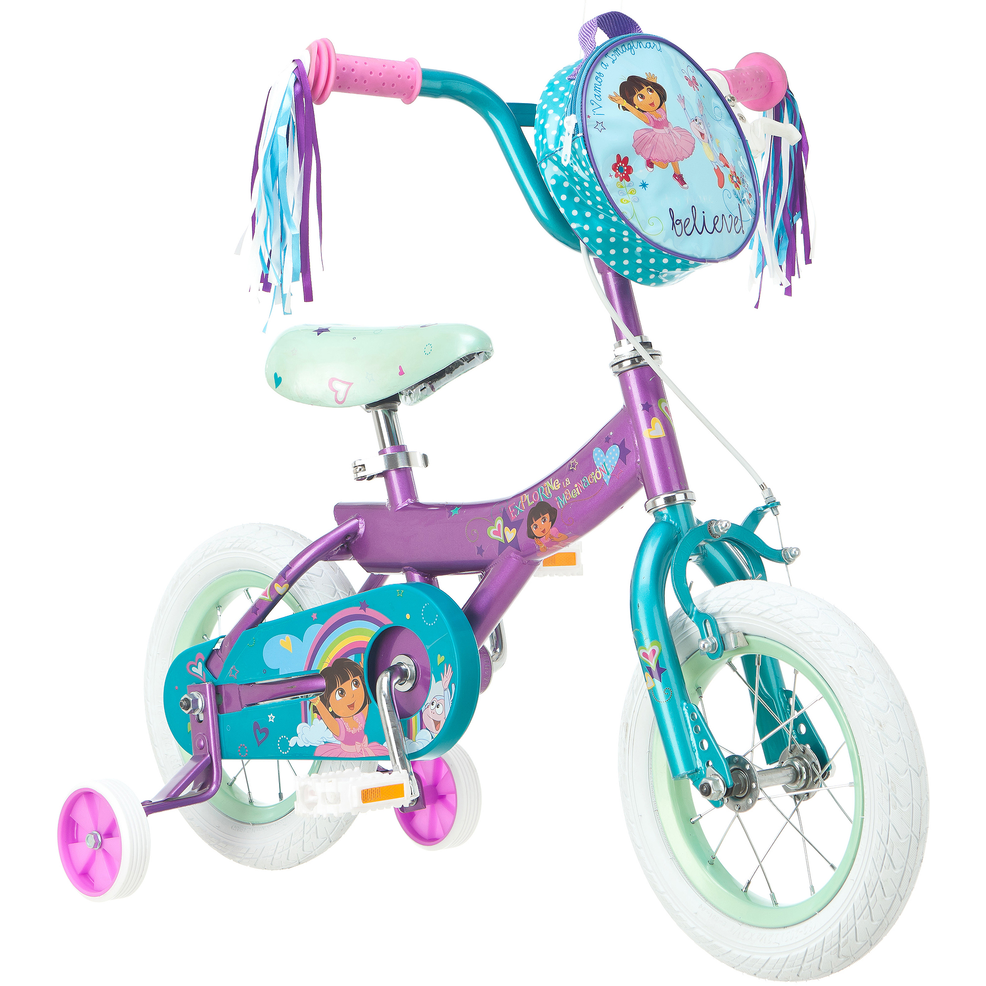 "12"" Nickelodeon Dora Girls' Bike"