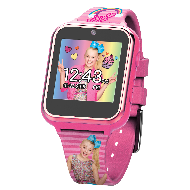 Jojo Siwa Jojo Siwa Itime Smart Kids Watch 40 Mm Walmart Com