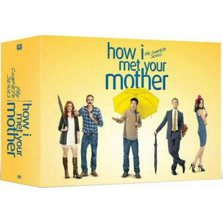 How I Met Your Mother: The Whole Story (DVD)](The Mom's View Halloween Special)