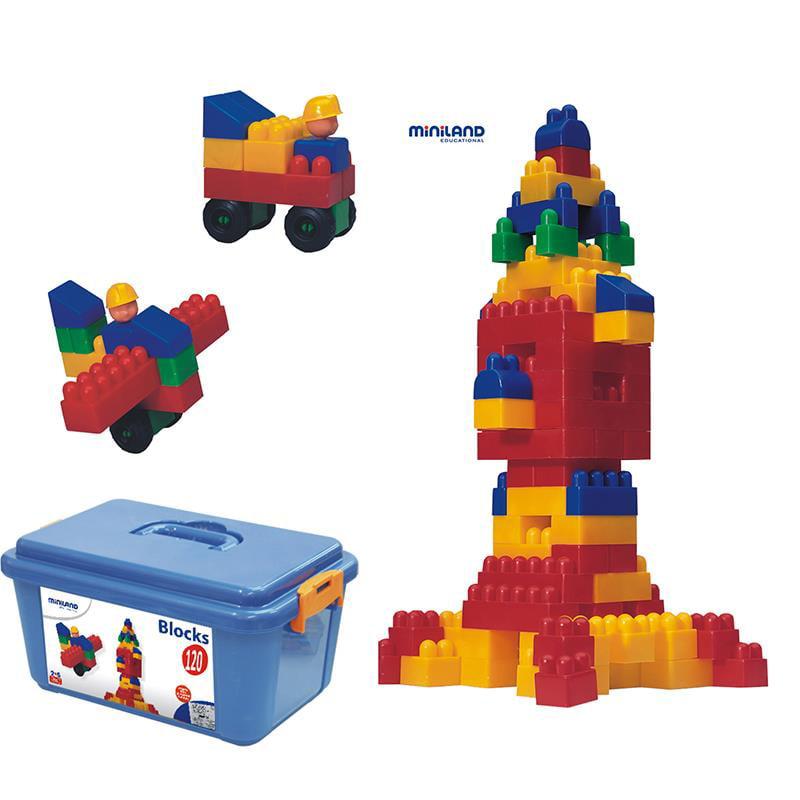 Super Blocks 120 Pieces / Container
