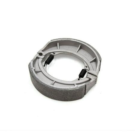 Métal Ton Argent rond Disque fibre Moto Plaquette frein pour GN GS125 ZJ - image 1 de 1