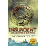 Divergent Trilogy: Insurgent Collector's Edition (Hardcover)