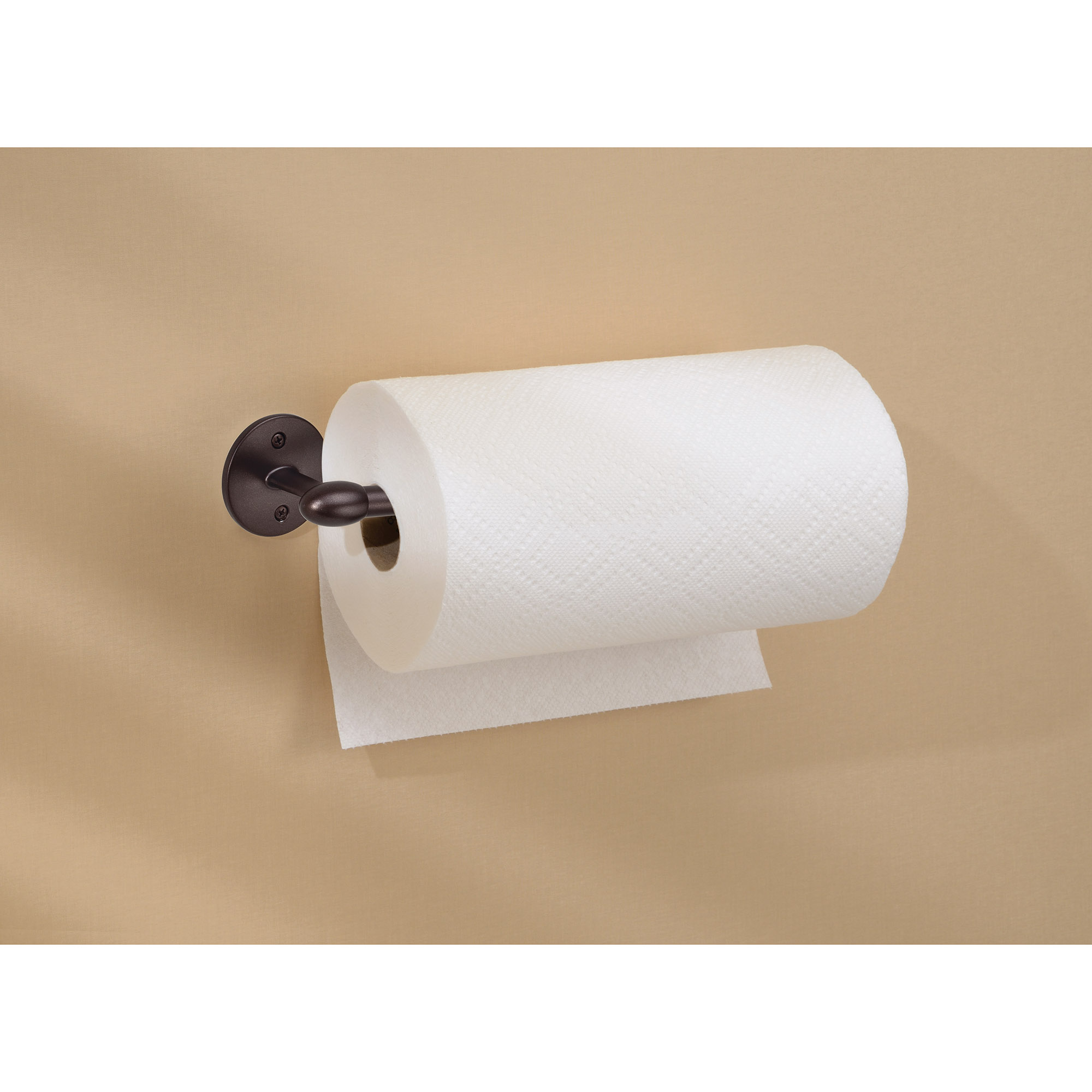 Wall Mount Paper Towel Holder orbinni wall mounted paper towel holder - walmart