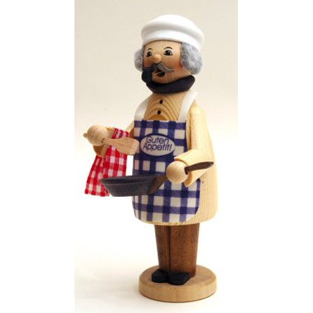 - Kitchen Cook German Christmas Incense Smoker Chef Burner Made in Germany New