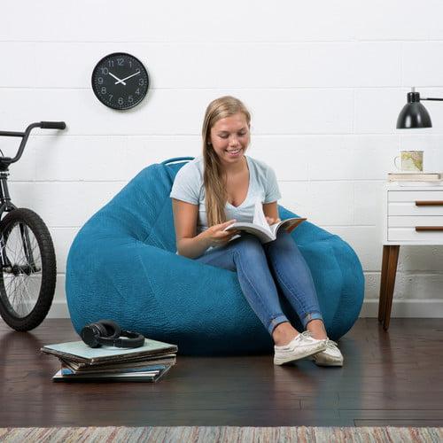 Comfort Research Big Joe Lux Bean Bag Chair