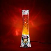 Kids Disney Minnie Mouse Volcano Lamp