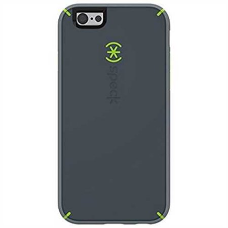 best service aa28a a0ee9 Refurbished Speck MightyShell iPhone 6/6S Case - Tennis Ball Green/Gravel  Gray/Charcoal Gray
