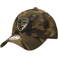 FC Dallas New Era Women's Core Classic Tonal 9TWENTY Adjustable Hat - Camo - OSFA
