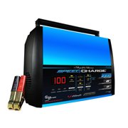 Schumacher SSC-1000A SpeedCharge 2/6/10 Amp Battery Charger and Maintainer