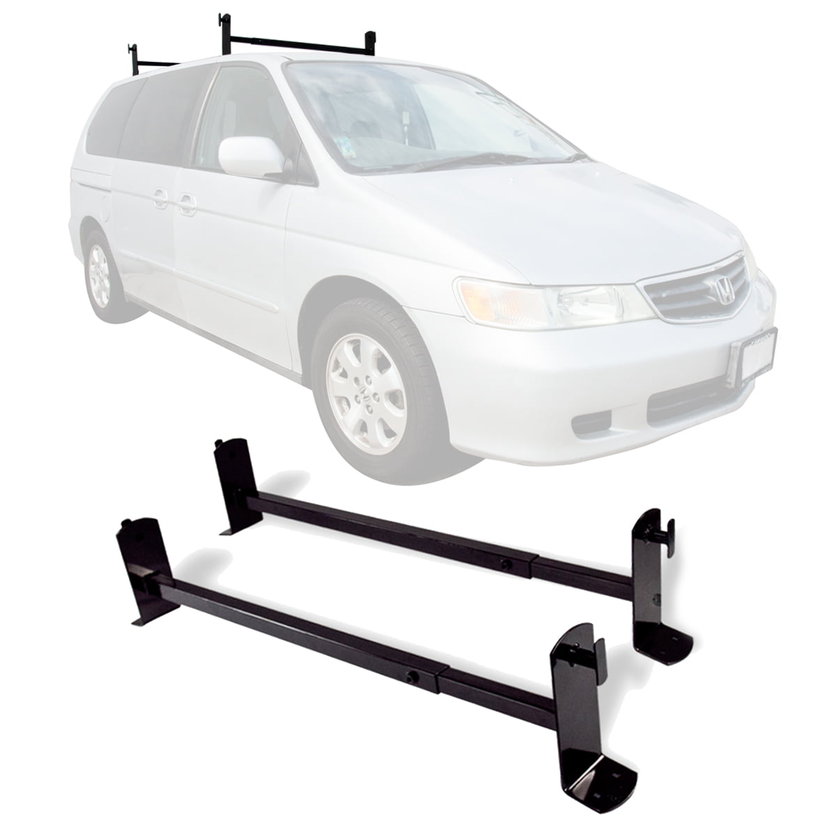 for es tracvan racks ladder roof tracrac suv rack van lg shipping free truck