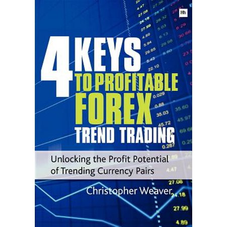 4 Keys To Profitable Forex Trend Trading Unlocking The Profit Potential Of Trending Currency Pairs