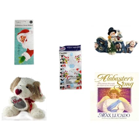 Christmas Fun Gift Bundle 5 Piece Hallmark Expressions