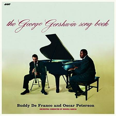 Buddy Defranco & Oscar Peterson Play The George Gershwin Songbook + 2Bonus Tracks (Vinyl) (Remaster) (Limited