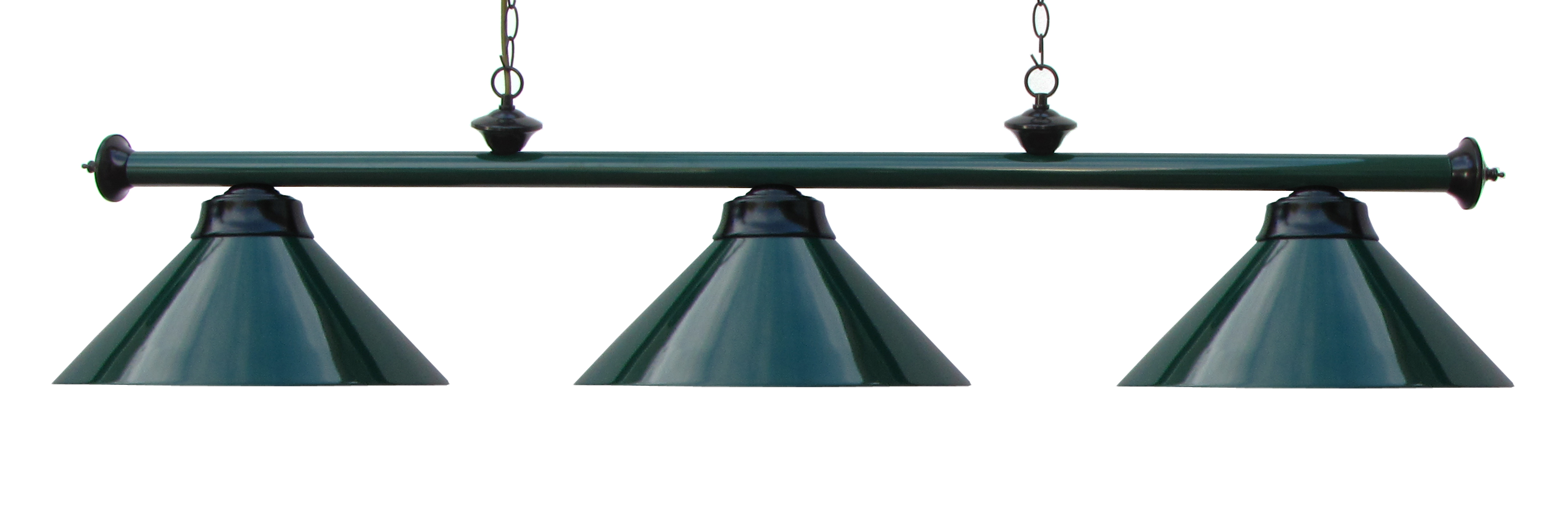 "59"" Metal Pool Table Light Pool Table Light Green   Black For 7 or 8 ' Foot Tables by"