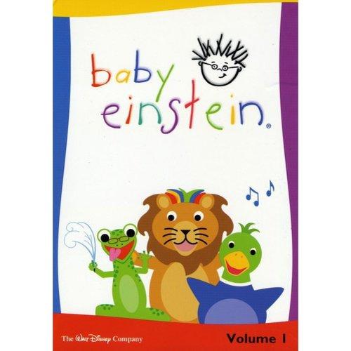 Baby Einstein, Vol. 1 (Baby Bach   Baby Newton   Language Nursery   Baby Shakespeare) by