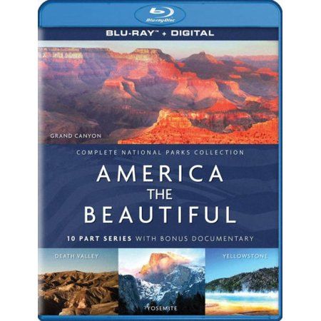 (America the Beautiful: National Parks Collection (Blu-ray))