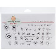 Peachy Keen Stamps Clear Face Assortment 41/pkg-the Uglies