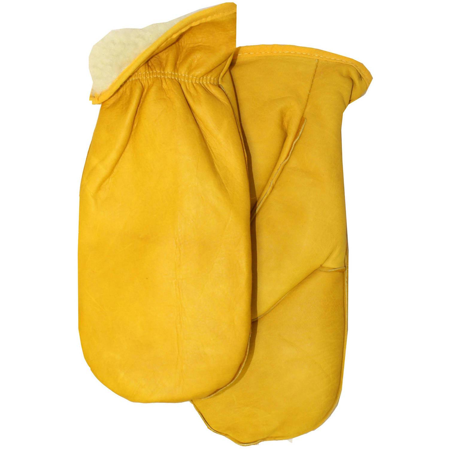 Midwest Glove 9200PL-9 Large Pile Lined Leather Chopper Mitt