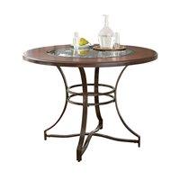 "Steve Silver Company Toledo Dining Table, 45"" x 45"" x 30"""