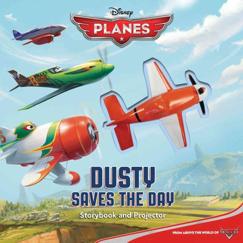 Dusty Saves the Day!: Storybook and Projector