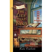 The Lies That Bind : A Bibliophile Mystery