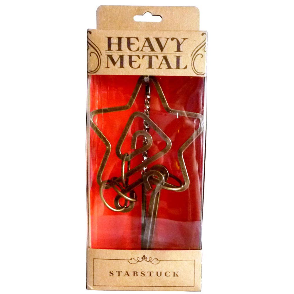 Heavy Metal Starstruck Puzzle,  Math & Word Games by Go! Games