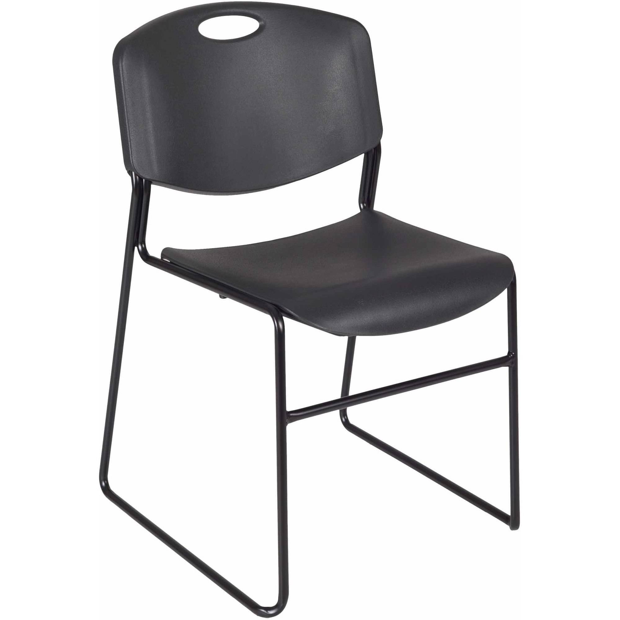 Regency Zeng Stack Chairs, 8pk, Multiple Colors