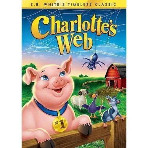 Charlotte's Web (DVD) by Paramount