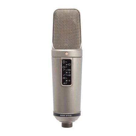 Rode NT2A Anniversary Vocal Condenser Microphone Package ()