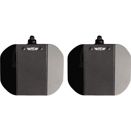 National Cycle Mirror Mounted Wing Deflectors - (Fork Mounted Wind Deflector)