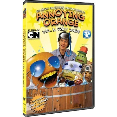 The High Fructose Adventures Of Annoying Orange: Volume 3 (Widescreen)