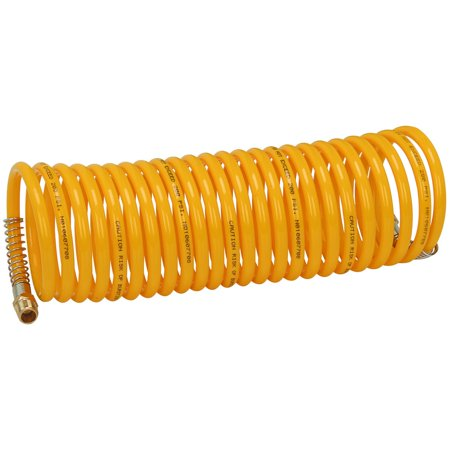 1/4 in. x 20 ft. Coiled Nylon Air (Nylon Coilhose)