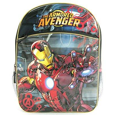 Global Design Concepts iron man 16 inch lenticular backpa...