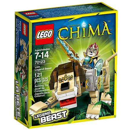 lego chima wolf legend beast instructions