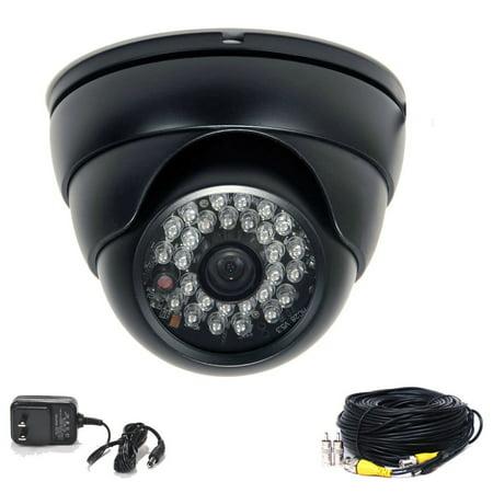 VideoSecu IR Day Night Outdoor Security Camera Built-in 1/3