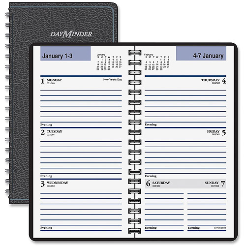 At-A-Glance DayMinder Ruled Weekly Pocket Planner