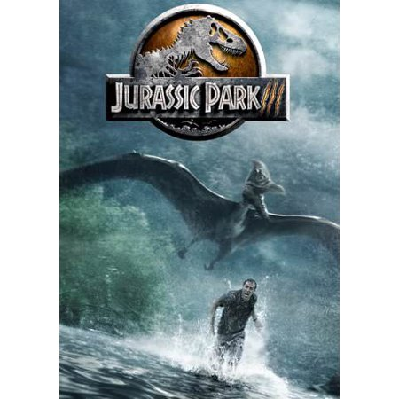 Jurassic Park III (Vudu Digital Video on Demand) - Good Halloween Movies On Demand
