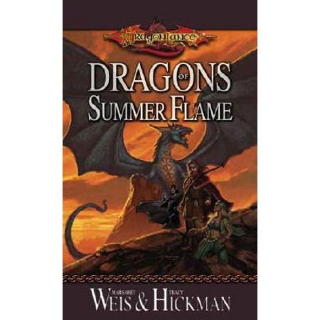 Dragon Flame Dagger (Dragons of Summer Flame)