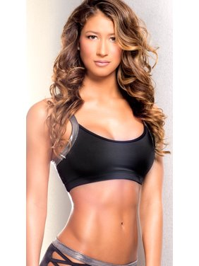 fd9b731135 Product Image Iron Criss-cross Sports Bra