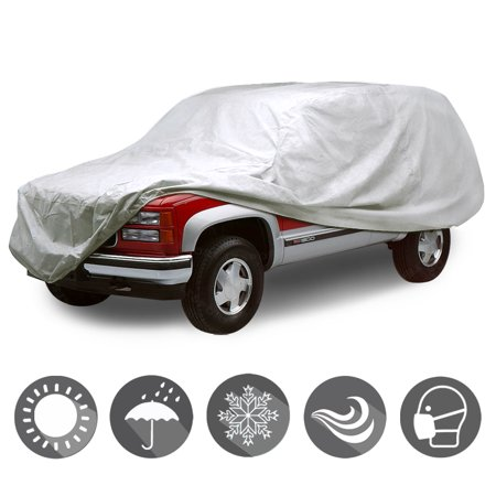 Fit Toyota Car Cover Waterproof Indoor Outdoor Soft Cotton Inlay All Weather For Avalon Camry FJ Cruiser Highlander Land