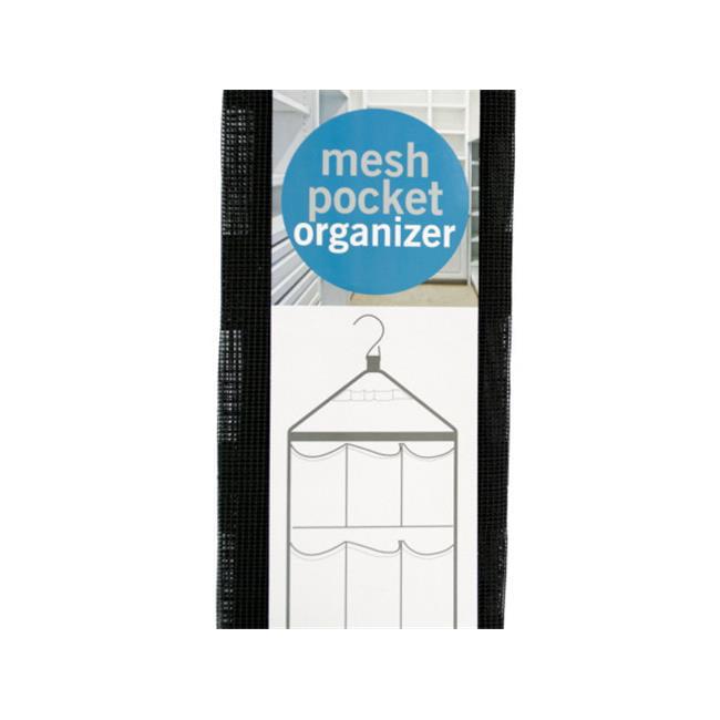 Bulk Buys OF876-8 Six Pocket Hanging Mesh Organizer - 8 Piece - image 1 de 1