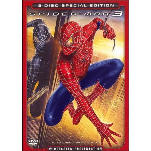 SPIDERMAN 3 (DVD/SPECIAL EDIDTION/2 DISC/WS 2.40 A/DD 5.1/DSS/ENG-SUB)