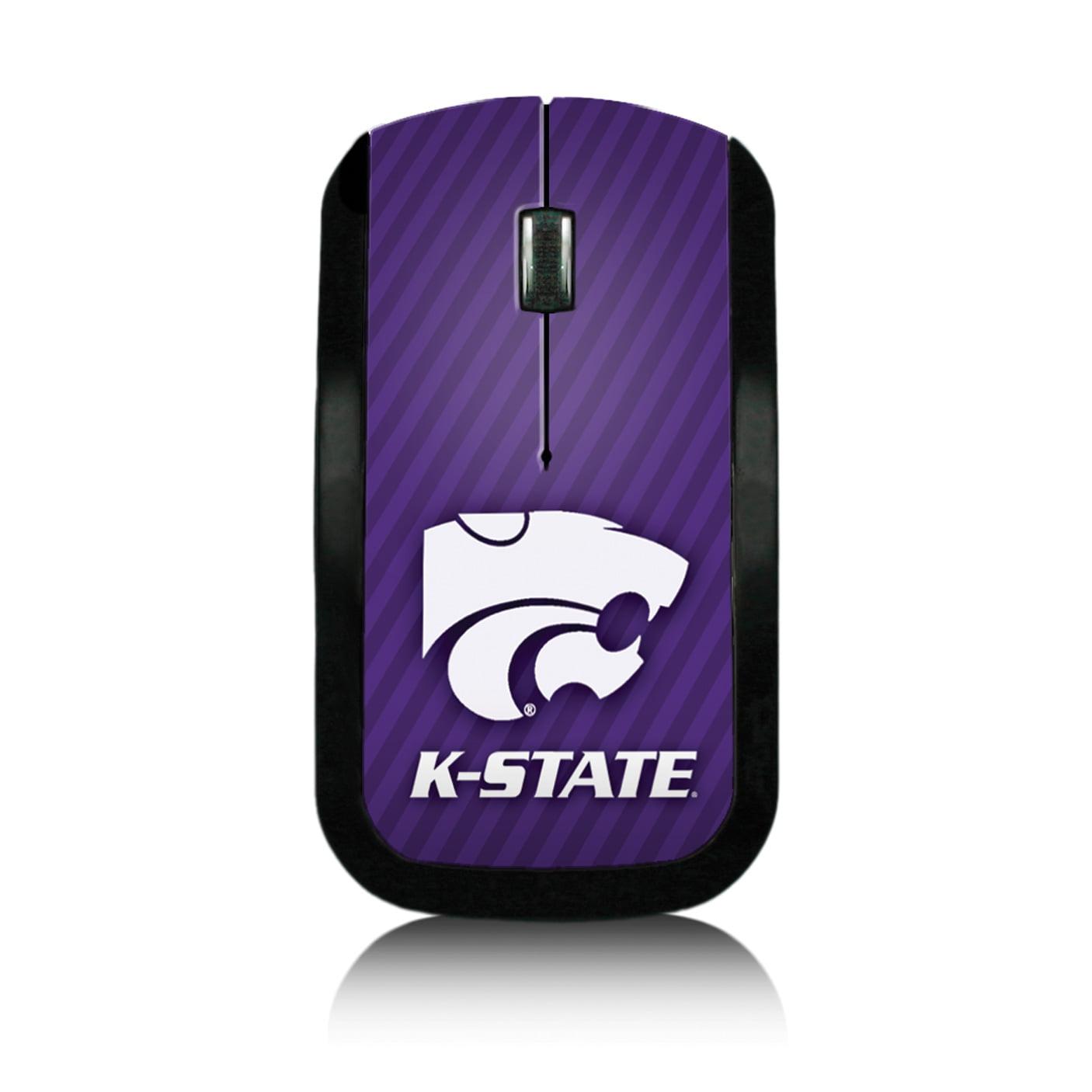Kansas State Wildcats Wireless USB Mouse