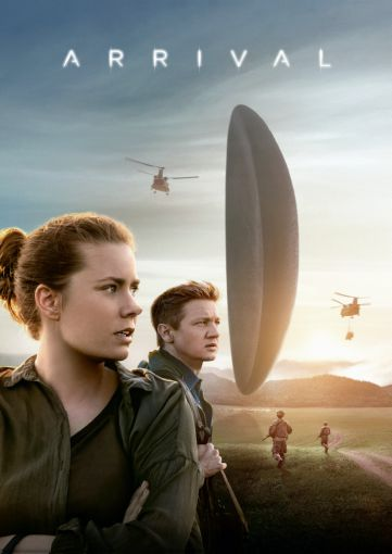 """Arrival Poster 16/""""x24/"""""""