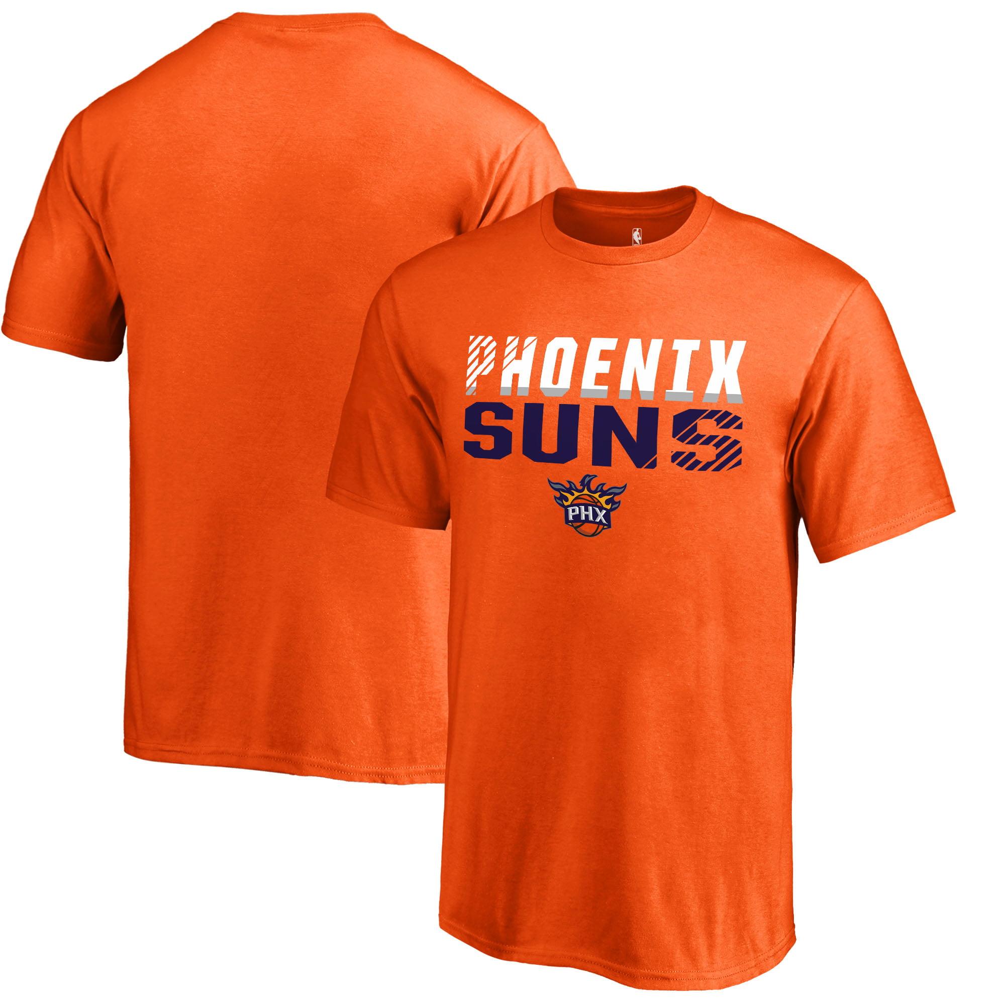 Phoenix Suns Fanatics Branded Youth Fade Out T-Shirt - Orange