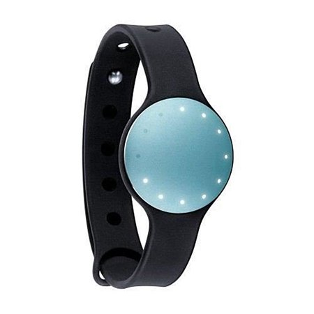 Misfit Shine Wireless Activity and Fitness Tracker with Sleep Monitor Wristband, Topaz (Non-Retail