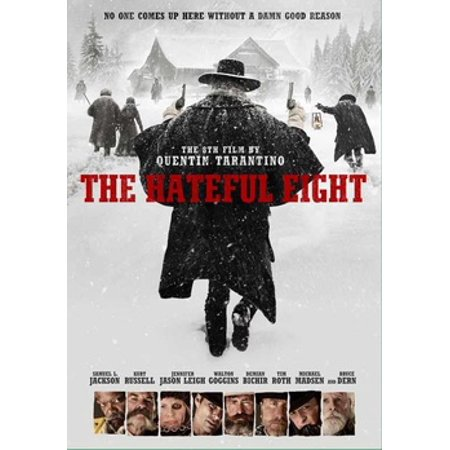 The Hateful Eight (DVD) - Halloween 8 Movie Review