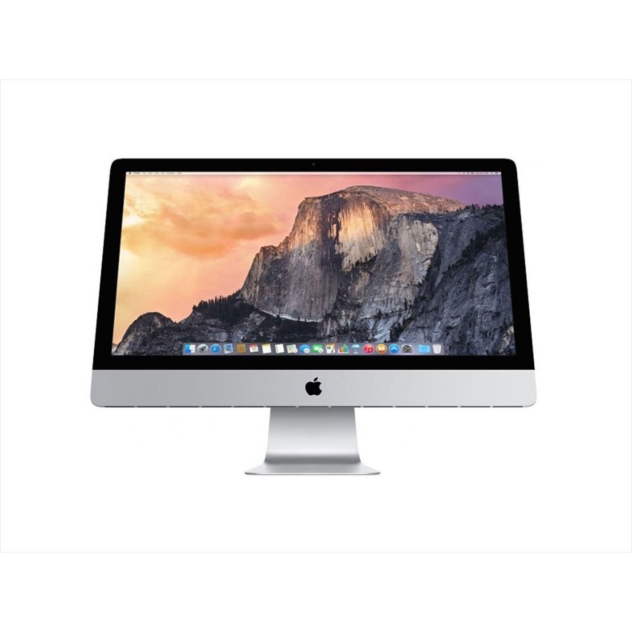 "Apple MC814LL/A Intel Core i5-2400 X4 3.1GHz 4GB 1TB 27"",Silver (Refurbished)"